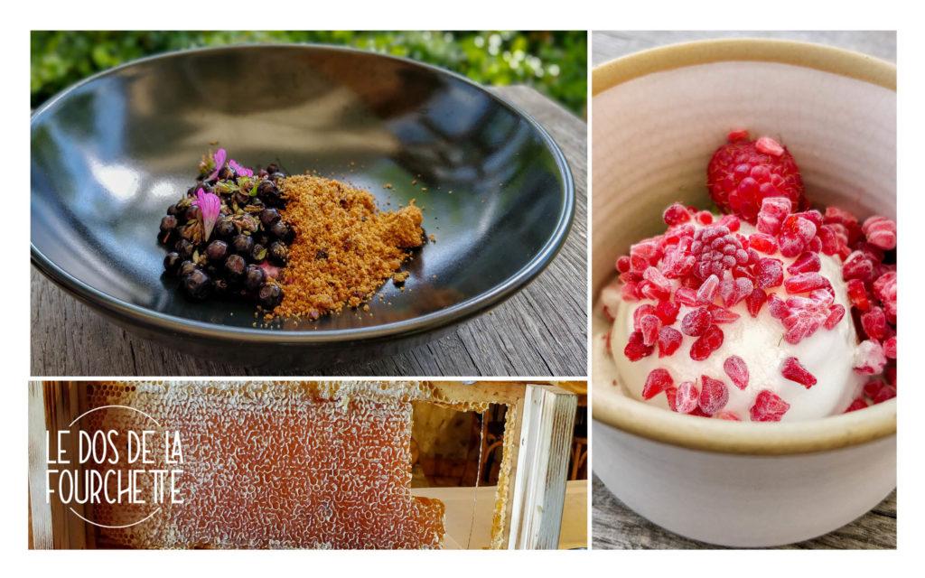 Les desserts du Moulin de Léré